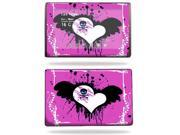 MightySkins Protective Vinyl Skin Decal Cover for Asus Eee Pad Transformer TF101 sticker skins Poison Heart