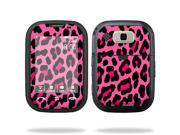 Mightyskins Protective Vinyl Skin Decal Cover for Nokia Lumia 900 4G Windows Phone AT&T Cell Phone wrap sticker skins Pink Leopard