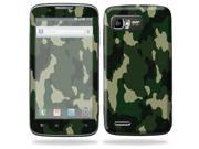 Mightyskins Protective Skin Decal Cover for Motorola Atrix 2 II (version 2) Cell Phone Sticker Green Camo