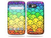 Mightyskins Protective Skin Decal Cover for Motorola Atrix 2 II (version 2) Cell Phone Sticker Happy Face