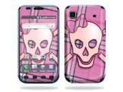 Skin Decal Wrap cover for Samsung Vibrant T959 Pink Bow 9SIA4431BP9358