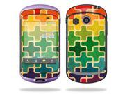 Mightyskins Protective Skin Decal Cover for Pantech Swift P6020 Cell Phone AT&T wrap sticker skins Color Swatch