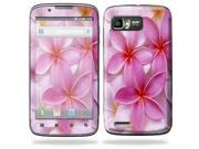 Mightyskins Protective Skin Decal Cover for Motorola Atrix 2 II (version 2) Cell Phone Sticker Flowers