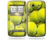 Mightyskins Protective Vinyl Skin Decal Cover for HTC Sensation 4G Cell Phone wrap sticker skins  - Tennis
