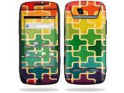 Mightyskins Protective Vinyl Skin Decal Cover for T Mobile Sidekick 4G Android Cell Phone wrap sticker skins  - Color Swatch