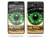 Mightyskins Protective Skin Decal Cover for Motorola Droid Razr Hd & Razr Maxx HD Cell Phone wrap sticker skins Eye On You