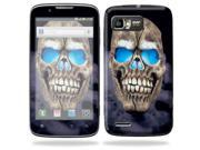 Mightyskins Protective Skin Decal Cover for Motorola Atrix 2 II (version 2) Cell Phone Sticker Psycho Skull