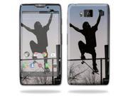 Mightyskins Protective Skin Decal Cover for Motorola Droid Razr Hd & Razr Maxx HD Cell Phone wrap sticker skins Skater