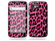 Mightyskins Protective Skin Decal Cover for Motorola Atrix 2 II (version 2) Cell Phone Sticker Pink Leopard