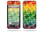 Mightyskins Protective Vinyl Skin Decal Cover for Apple iPhone 5 AT&T or Verizon 16GB 32GB 64GB Cell Phone wrap sticker skins Color Swatch
