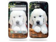 Mightyskins Protective Skin Decal Cover for Motorola Atrix 2 II (version 2) Cell Phone Sticker Puppy