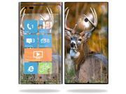 Mightyskins Protective Vinyl Skin Decal Cover for Nokia Lumia 900 4G Windows Phone AT&T Cell Phone wrap sticker skins Deer