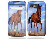 Mightyskins Protective Skin Decal Cover for Motorola Atrix 2 II (version 2) Cell Phone Sticker Horse