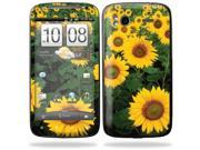 Mightyskins Protective Vinyl Skin Decal Cover for HTC Sensation 4G Cell Phone wrap sticker skins  - Sunflowers