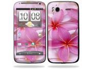 Mightyskins Protective Vinyl Skin Decal Cover for HTC Sensation 4G Cell Phone wrap sticker skins  - Flowers