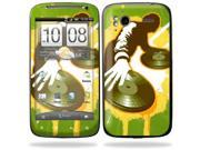 Mightyskins Protective Vinyl Skin Decal Cover for HTC Sensation 4G Cell Phone wrap sticker skins  - Sonic DJ