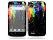 Mightyskins Protective Skin Decal Cover for Motorola Atrix 2 II (version 2) Cell Phone Sticker Splatter