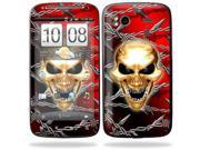 Mightyskins Protective Vinyl Skin Decal Cover for HTC Sensation 4G Cell Phone wrap sticker skins  - Pure Evil