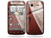 Mightyskins Protective Vinyl Skin Decal Cover for HTC Sensation 4G Cell Phone wrap sticker skins  - Football