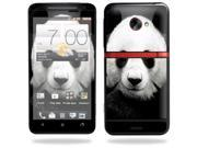 Mightyskins Protective Vinyl Skin Decal Cover for HTC Evo 4G LTE Sprint Cell Phone wrap sticker skins Panda