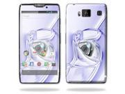 Mightyskins Protective Skin Decal Cover for Motorola Droid Razr Hd & Razr Maxx HD Cell Phone wrap sticker skins Glass