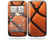Mightyskins Protective Vinyl Skin Decal Cover for HTC Sensation 4G Cell Phone wrap sticker skins  - Basketball