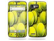 Mightyskins Protective Skin Decal Cover for Motorola Atrix 2 II (version 2) Cell Phone Sticker Tennis