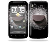 Mightyskins Protective Vinyl Skin Decal Cover for HTC Sensation 4G Cell Phone wrap sticker skins  - Hockey