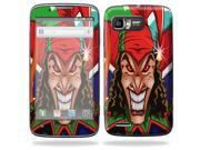 Mightyskins Protective Skin Decal Cover for Motorola Atrix 2 II (version 2) Cell Phone Sticker Jolly Jester