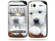 Mightyskins Protective Vinyl Skin Decal Cover for HTC Sensation 4G Cell Phone wrap sticker skins  - Puppy