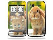 Mightyskins Protective Vinyl Skin Decal Cover for HTC Sensation 4G Cell Phone wrap sticker skins  - Rabbit