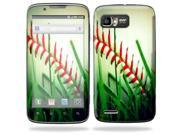Mightyskins Protective Skin Decal Cover for Motorola Atrix 2 II (version 2) Cell Phone Sticker Softball