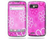 Mightyskins Protective Skin Decal Cover for Motorola Atrix 2 II (version 2) Cell Phone Sticker Flower Power