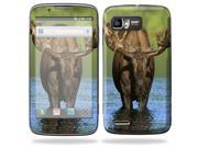 Mightyskins Protective Skin Decal Cover for Motorola Atrix 2 II (version 2) Cell Phone Sticker Moose