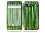 Mightyskins Protective Skin Decal Cover for Motorola Atrix 2 II (version 2) Cell Phone Sticker Bamboo