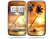 Mightyskins Protective Vinyl Skin Decal Cover for HTC Sensation 4G Cell Phone wrap sticker skins  - Sunset