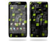 Mightyskins Protective Skin Decal Cover for Motorola Droid Razr Hd & Razr Maxx HD Cell Phone wrap sticker skins Cubes