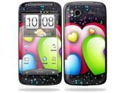 Mightyskins Protective Vinyl Skin Decal Cover for HTC Sensation 4G Cell Phone wrap sticker skins  - Love Me