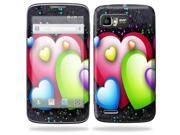 Mightyskins Protective Skin Decal Cover for Motorola Atrix 2 II (version 2) Cell Phone Sticker Love Me