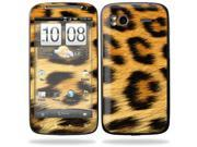 Mightyskins Protective Vinyl Skin Decal Cover for HTC Sensation 4G Cell Phone wrap sticker skins  - Cheetah