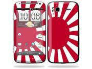 Mightyskins Protective Vinyl Skin Decal Cover for HTC Sensation 4G Cell Phone wrap sticker skins  - Rising Sun