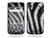 Skin Decal Wrap cover for Samsung Vibrant T959 Zebra 9SIA4431BG4010