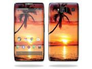 Mightyskins Protective Skin Decal Cover for Motorola Droid Razr Hd & Razr Maxx HD Cell Phone wrap sticker skins Sunset