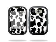 Mightyskins Protective Vinyl Skin Decal Cover for Nokia Lumia 900 4G Windows Phone AT&T Cell Phone wrap sticker skins Cow Print