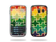 Mightyskins Protective Skin Decal Cover for Pantech Link P7040 Cell Phone wrap sticker skins Color Swatch