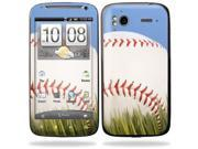 Mightyskins Protective Vinyl Skin Decal Cover for HTC Sensation 4G Cell Phone wrap sticker skins  - Baseball