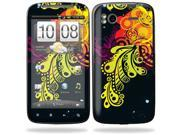 Mightyskins Protective Vinyl Skin Decal Cover for HTC Sensation 4G Cell Phone wrap sticker skins  - Flourishes