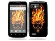 Mightyskins Protective Skin Decal Cover for Motorola Atrix 2 II (version 2) Cell Phone Sticker Hot Head