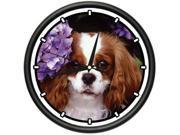 KING CHARLES SPANIEL Wall Clock dog pet dogs puppy 9SIA4431XT5036