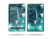 """Mightyskins Protective Skin Decal Cover for Asus Google Nexus 7 Tablet with 7"""" screen wrap sticker skins Distortion"""